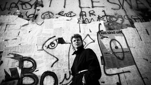 Bowie e il muro di Berlino